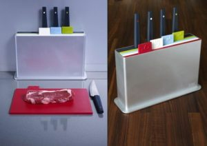 Cutting Board and Knife System