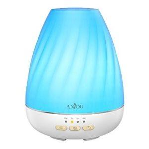 Anjou Cool-Mist Ultrasonic Aromatherapy