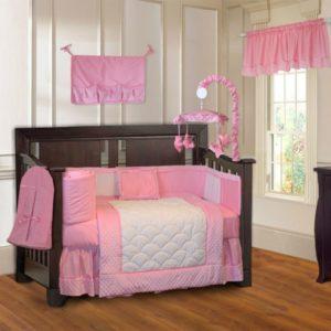 Baby Fad Minky Pink