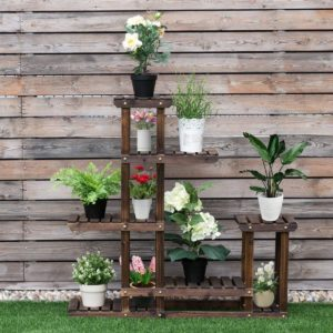 Giantex Flower Rack Plant Stand