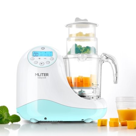 MLITER All-in-One Baby Food Maker
