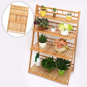 MUGIAZII Plant Flower Stand