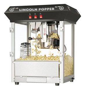 Popcorn Black Bar Style