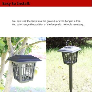 PRUNUS™ Solar-Powered Outdoor Light