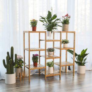SONGMICS Bamboo Plant