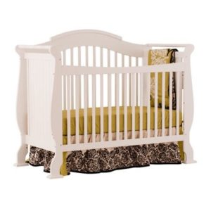 Stork Craft, Valentina Convertible Crib