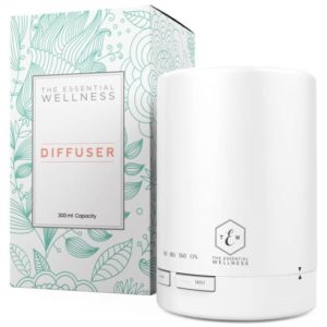 The Essential Wellness Oil Diffuser