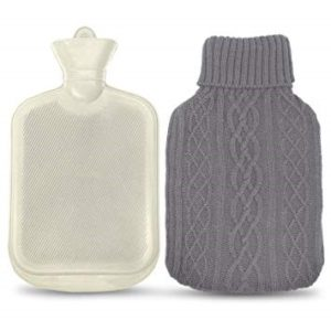 AZMED Classic Rubber Hot Water Bottle