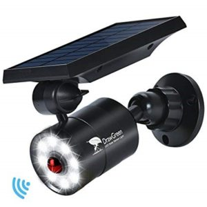 DrawGreen Solar Lights Outdoor