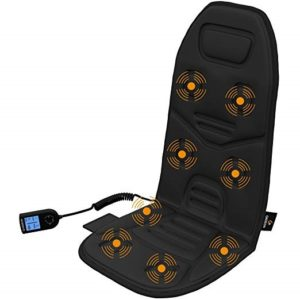 Gideon Powerful Vibrating Chair Pads