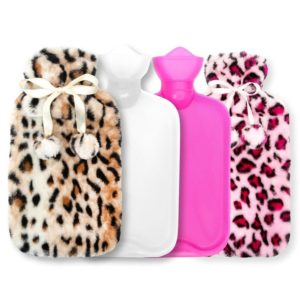 Hot Water Bottle & Cover – Meet Snugglez