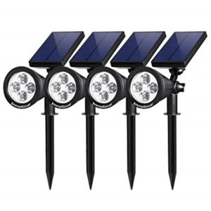 InnoGear Upgraded Solar Lights 2-in-1