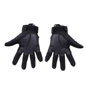 CrazyLynX Outdoor Black Tactical Slip Gloves
