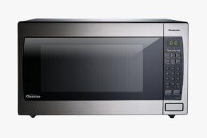 Panasonic NN-SN966S Countertop Built-In Microwave