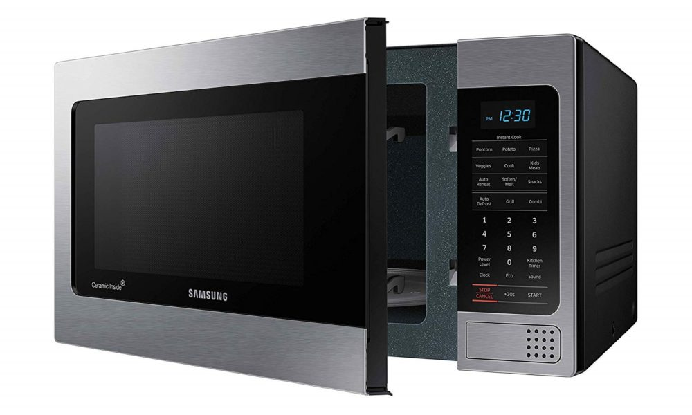 Samsung MG11H2020CT Countertop Microwave