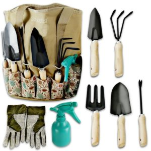 Scuddles Heavy Duty Gardening Tool Set