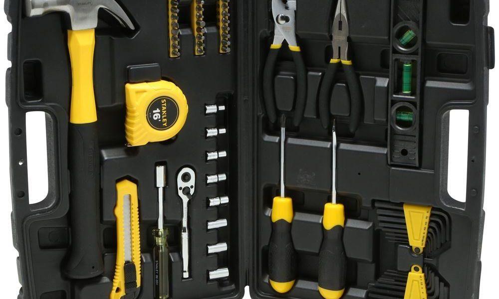 Stanley 65 Piece Homeowner S Tool Kit