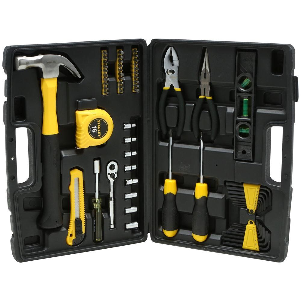 Stanley 65-Piece Homeowner's Best Tool Kits