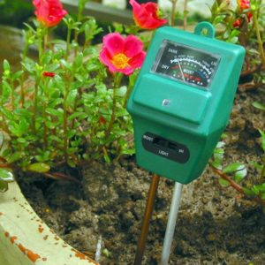 Tinksky Portable 3-in-1 Soil Tester