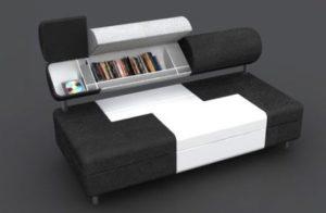 Using Hidden Furniture