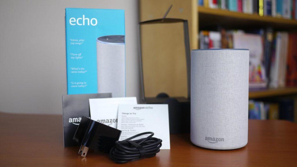 Amazon Echo-Smart Home Devices