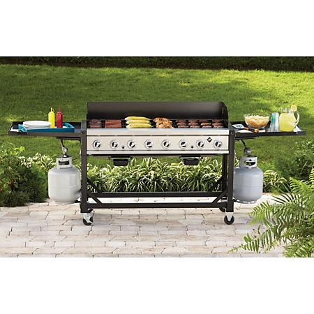 Gourmet 8 Burners Event Outdoor Griddle