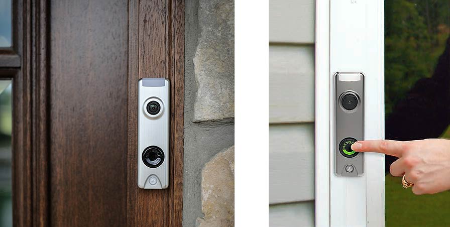 Honeywell Skybell Slim Design Camera best smart home devices