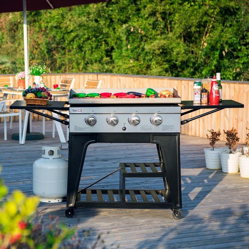 Royal Gourmet Regal 4 Burner Propane Gas