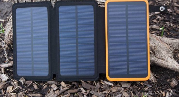 WBPINE best portable Solar Charger