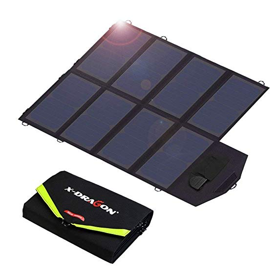 X-Dragon 40W Solar Charger