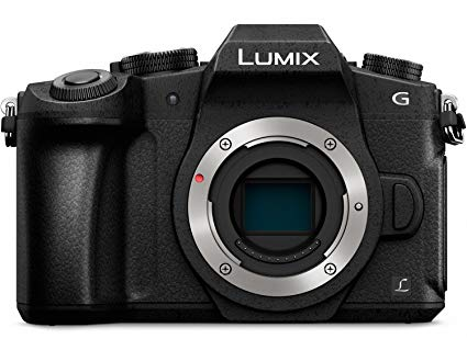 Panasonic Digital Camera Lumix G85