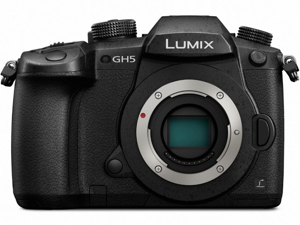 Panasonic Digital Camera Lumix GH5EG