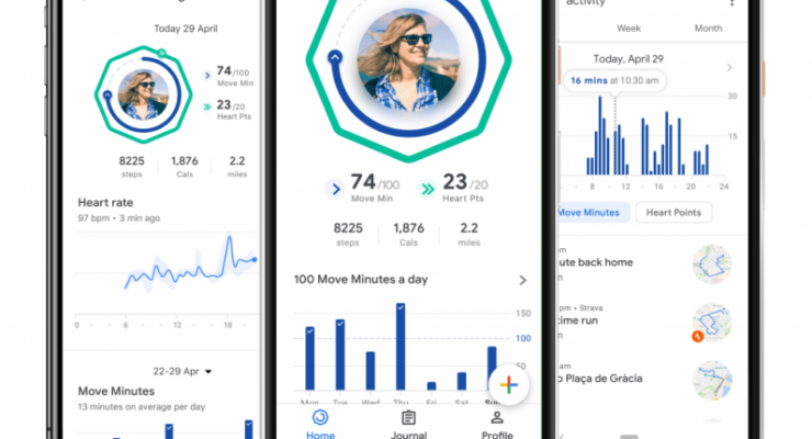 Google Fit best sleep tracker app