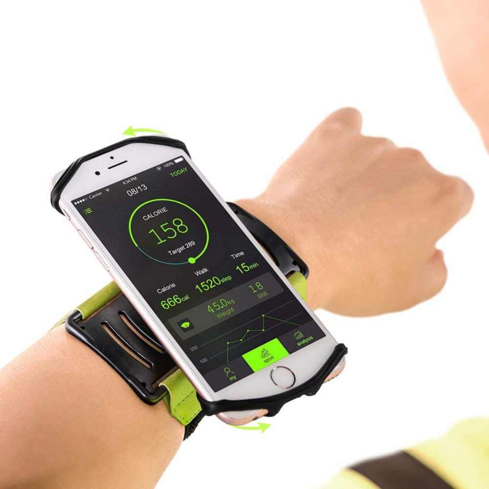 Rotatable Phone Armband by VUP