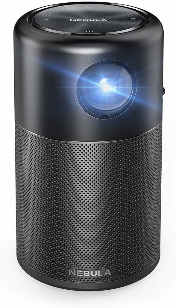 Nebula Capsule Projector 4k projector review